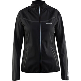 Craft W's Intensity Softshell Jacket Black